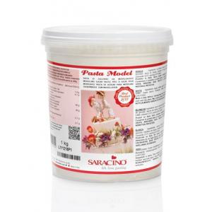Saracino Modelling Paste (Pasta Model) - White (1kg)