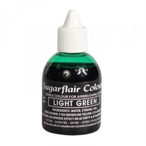 Sugarflair Airbrush Colour - Light Green - 60ml