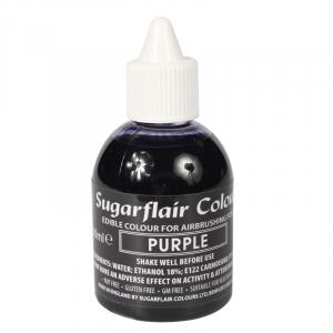 Sugarflair Airbrush Colour - Purple - 60ml