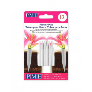 PME Flower Pics - Small (Pack of 12)