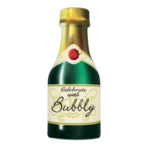 Culpitt Sweetmelt Decoration - Champagne Bottle (Box of 48)