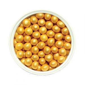PME Sugar Pearls - Gold (60g)