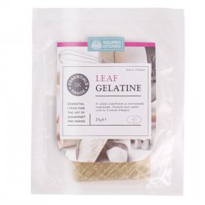Squires Kitchen Leaf Gelatine (25g)