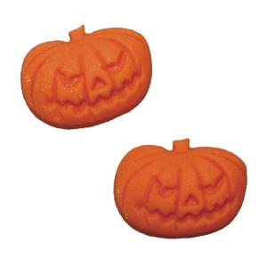 Culpitt Sugar Decorations - Pumpkins (Box of 504)