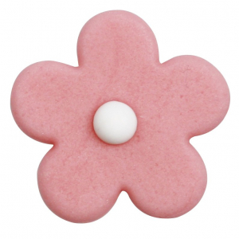 Culpitt Moulded Sugar Flowers - Blossom - Pink (Box of 660)