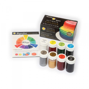 Sugarflair Ultimate Paste Collection (8 x 25g)
