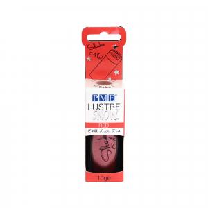 PME Lustre Snow - Edible Lustre Dust - Red (10g)