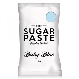 The Sugar Paste - Baby Blue (1kg)