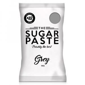 The Sugar Paste - Grey (1kg)