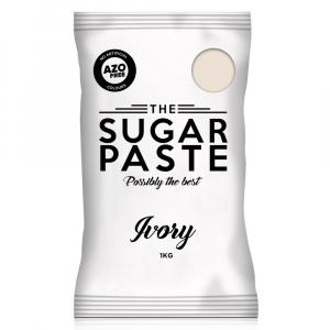 The Sugar Paste - Ivory (1kg)