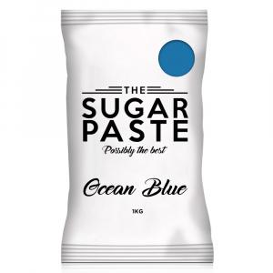 The Sugar Paste - Ocean Blue (1kg)