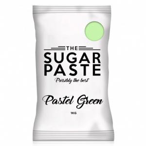 The Sugar Paste - Pastel Green (1kg)