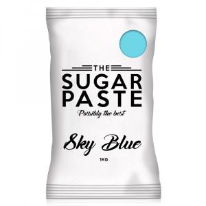 The Sugar Paste - Sky Blue (1kg)