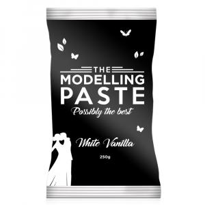 The Modelling Paste - White Vanilla (250g)