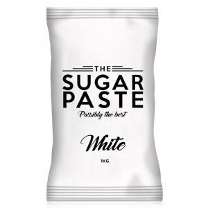 The Sugar Paste - White (1kg)