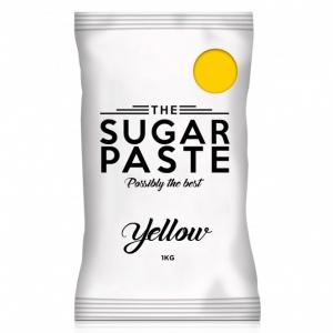 The Sugar Paste - Yellow (1kg)