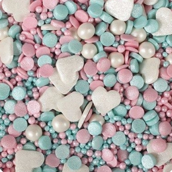 Purple Cupcakes Bulk Sprinkles - Unicorn Mix (1kg)