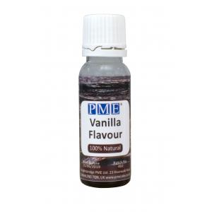 PME Natural Flavour - Vanilla (25ml)