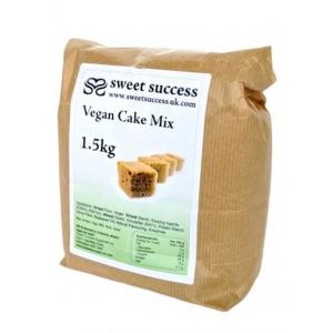 Sweet Success Vegan Cake Mix (1.5kg)