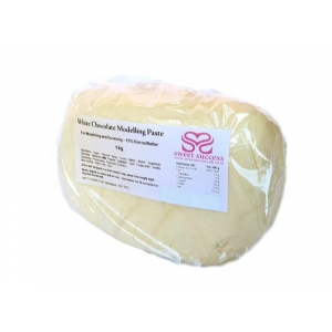 Sweet Success White Chocolate Modelling Paste (1kg)