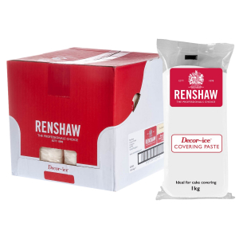 Renshaw White Covering Paste - 10 x 1kg