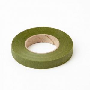 Stemtex Tape - Olive - 12mm x 27m Roll