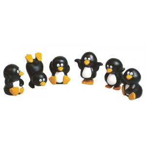 Culpitt Decoration - Cute Penguins Assortment (Pack of 24)