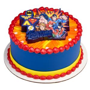 DecoPac Decoration - DecoPac Decoration - Justice League™ United DecoSet