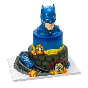 DecoPac Decoration - Batman™ To the Rescue Signature DecoSet
