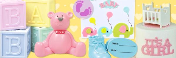 Baby Shower & Christening